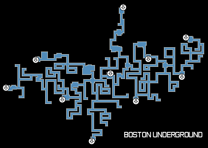 assassins creed 3 underground map